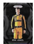 2018 Panini Prizm racing Erik Jones card